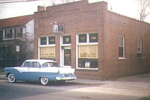 About Us, Bankers Insurance Historical Photo