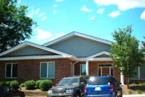 Asheville, NC insurance agency office