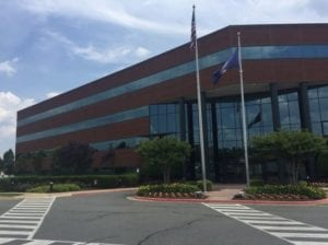 Fredericksburg, VA insurance agency office