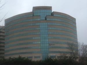 Fairfax, VA insurance agency office