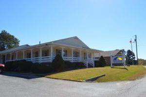 Sutherland VA insurance agency office