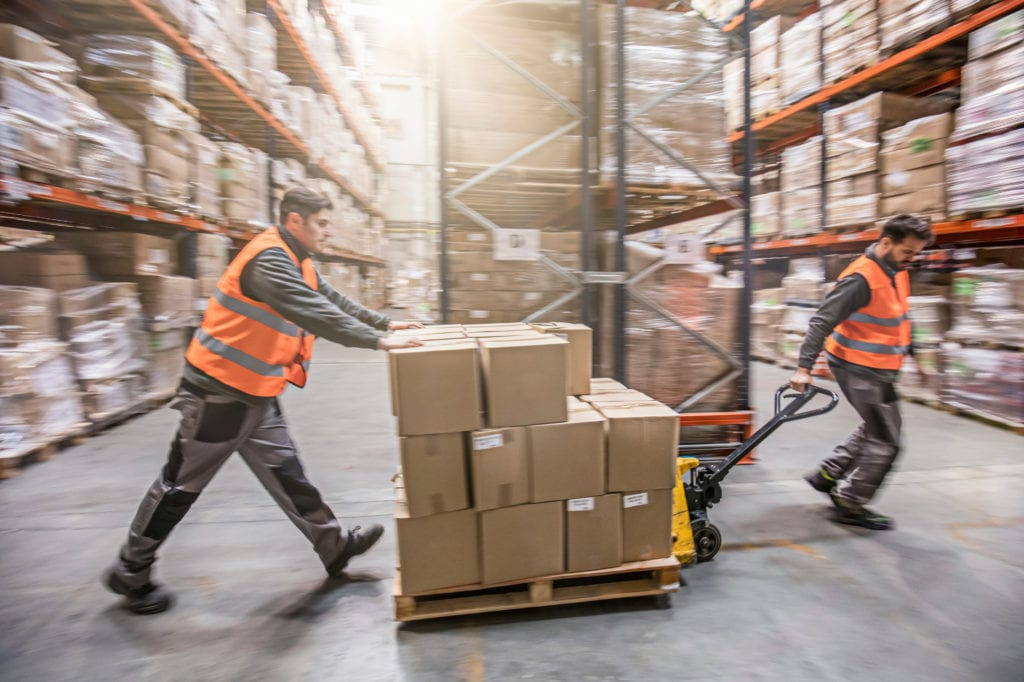 Warehouse workers temporary staffing agency insurance workers compensation