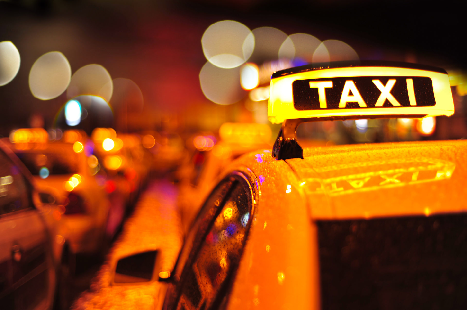 Taxi Insurance | Online Quote Requests | Bankers Insurance
