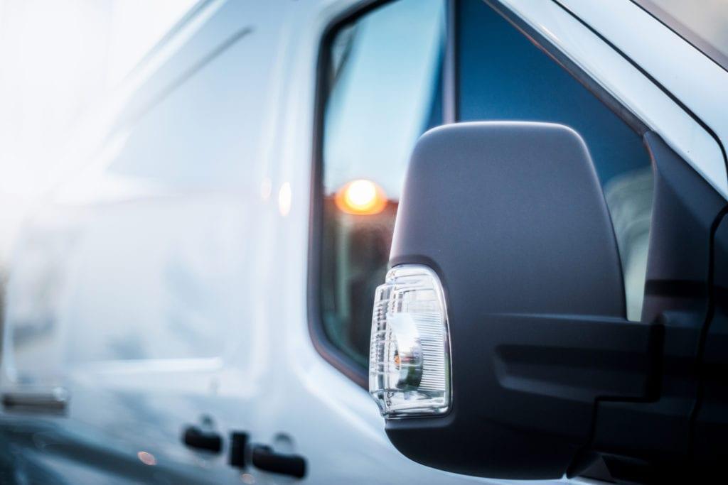 NEMT other insurance van side mirror