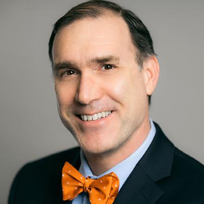 Portrait of David Merriman, a sales executive