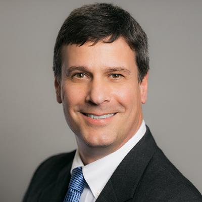 Portrait of Matt Mills, a sales executive