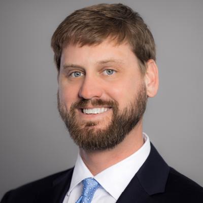 Portrait of Scott Fleming, a sales executive