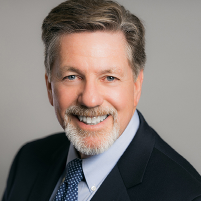 Portrait of Steve Marshall, a sales executive