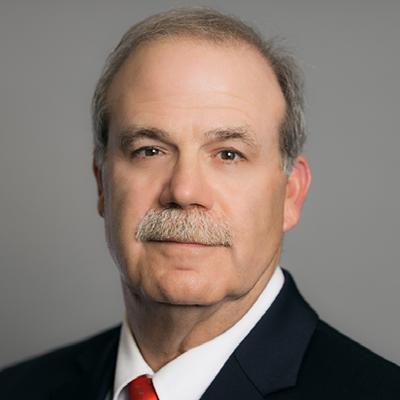 Portrait of Stuart Brewbaker, a sales executive