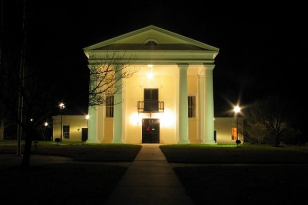 Dinwiddie County Courthouse