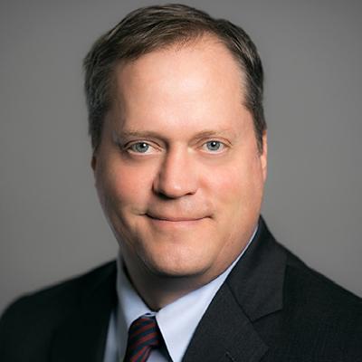 Portrait of Ray Brann, Sales Executive