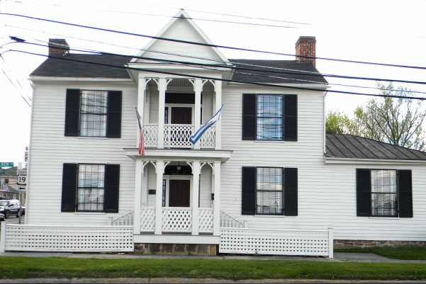 McNutt House tourist attraction near our Princeton, WV insurance agency.