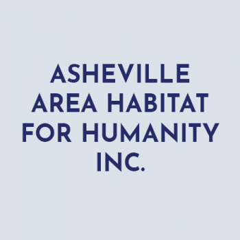 Asheville Area Habitat for Humanity