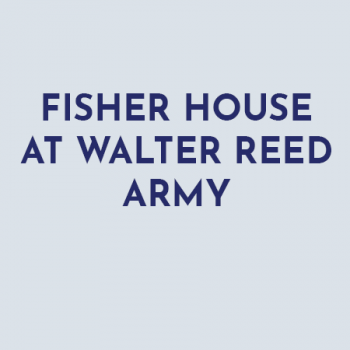 Fisher House at Walter Reed Army