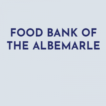 Food Bank of The Albemarle