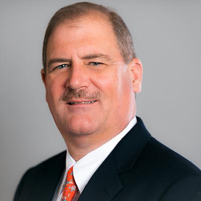 Portrait of Sales Executive, Phil Hayden